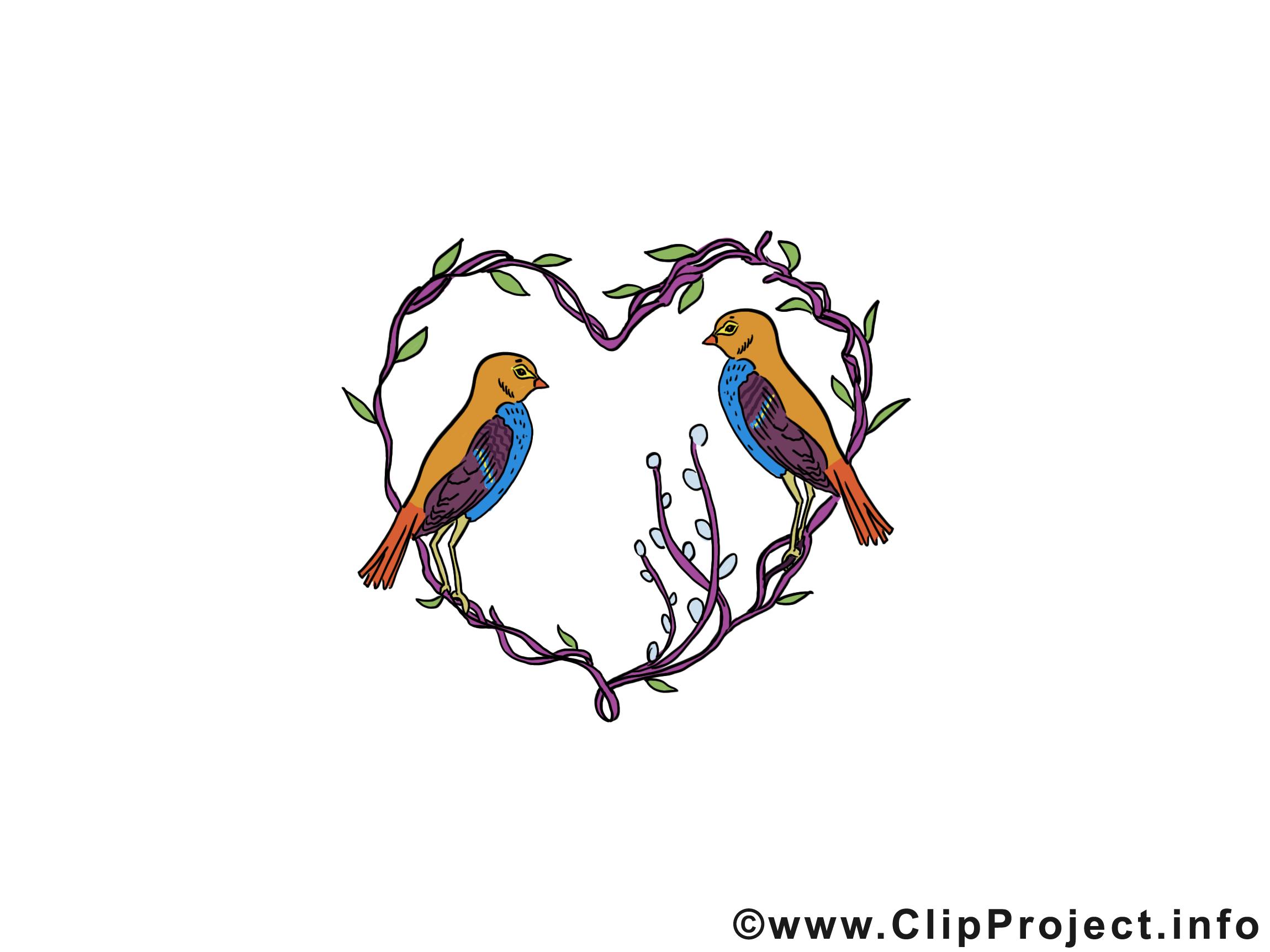 Rosignols image gratuite – Pâques clipart