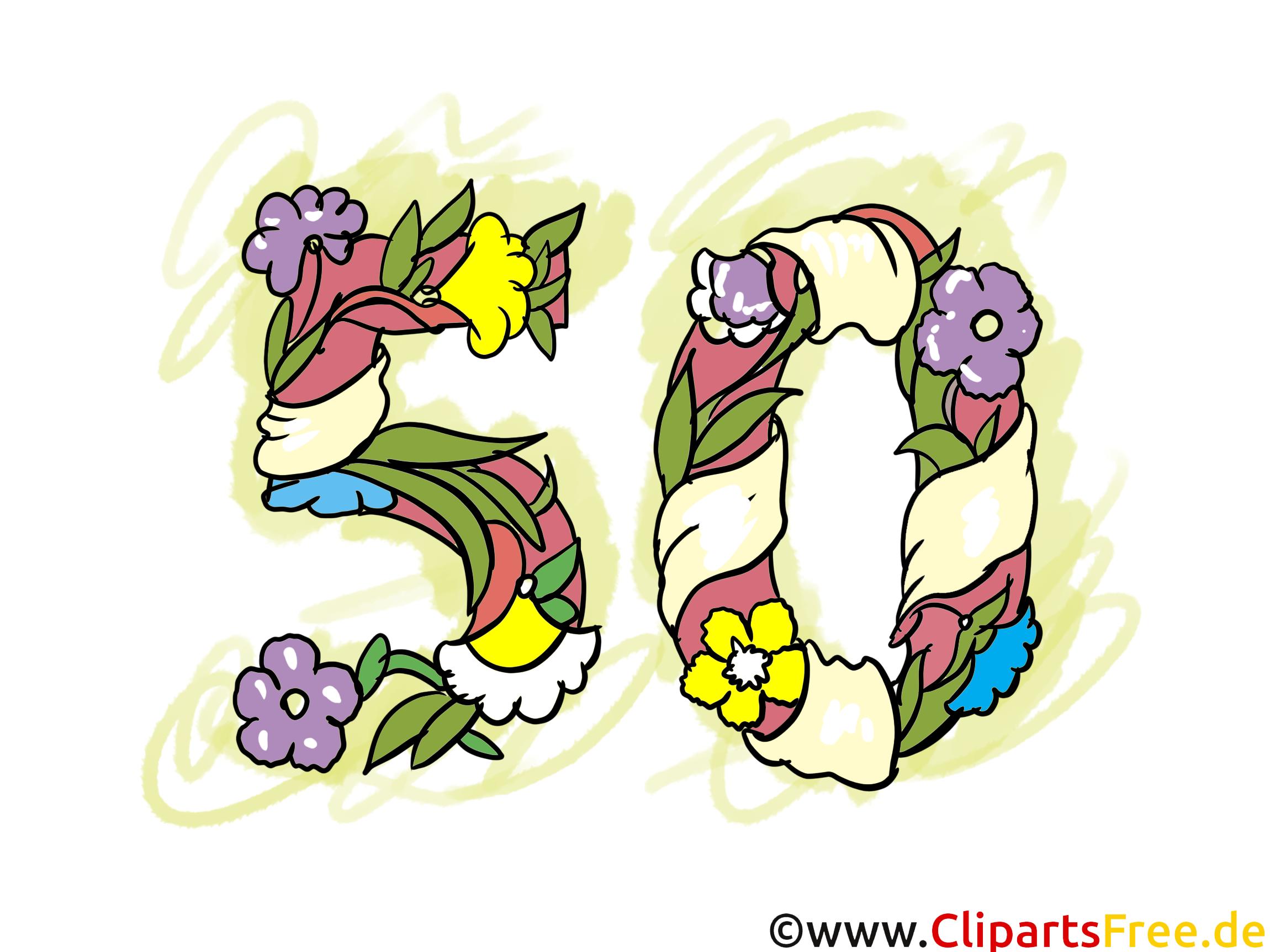 Clipart Anniversaire 50 ans clipart – anniversaire dessins gratuits - anniversaire dessin