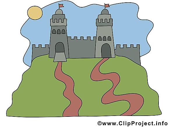 Château dessin – Biens immobiliers à télécharger