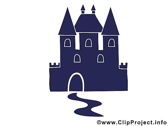 Clip art gratuit château – Biens immobiliers images