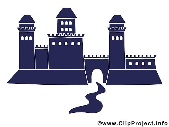 Cliparts gratuis château – Biens immobiliers images