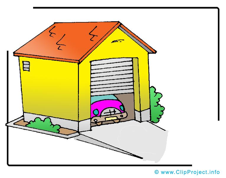 Garage biens immobiliers image gratuite