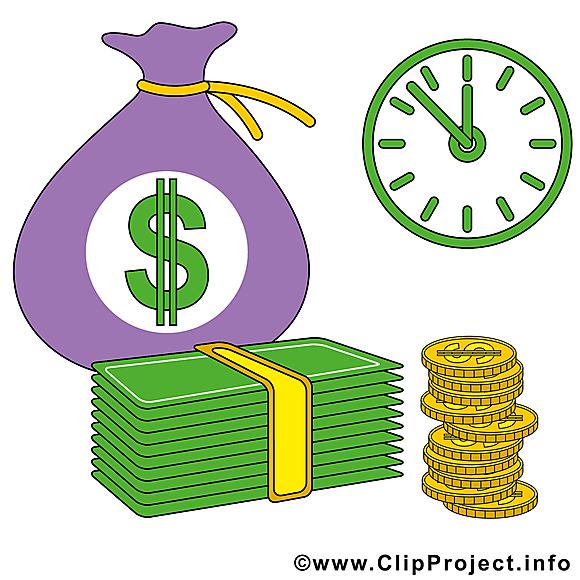 Finance clip art gratuit – Argent images