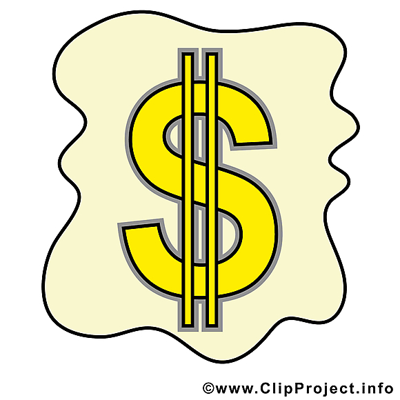 Symbole dollar image gratuite – Argent illustration