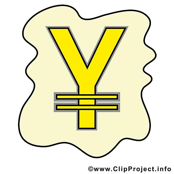 Yen images – Argent clip art gratuit
