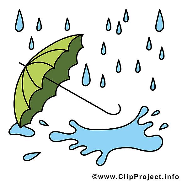 Flaque pluie images – Automne clip art gratuit