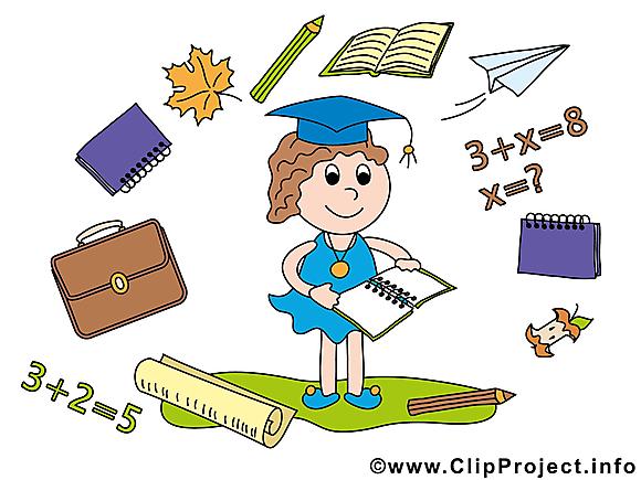 Baccalauréat illustration à télécharger gratuite