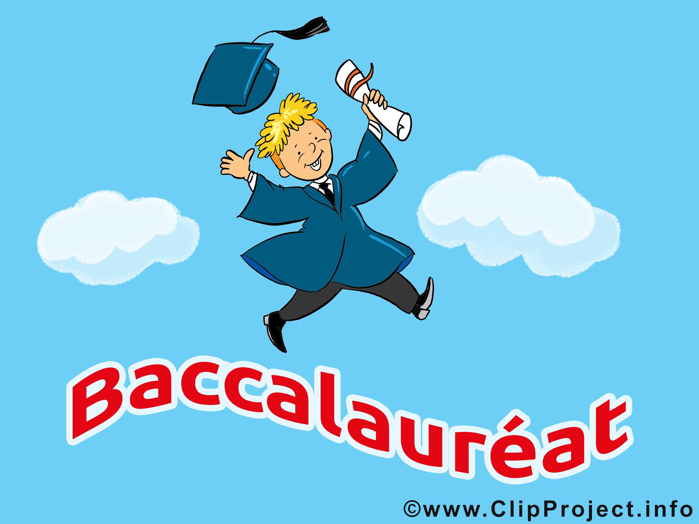 Ciel image à télécharger – Baccalauréat clipart