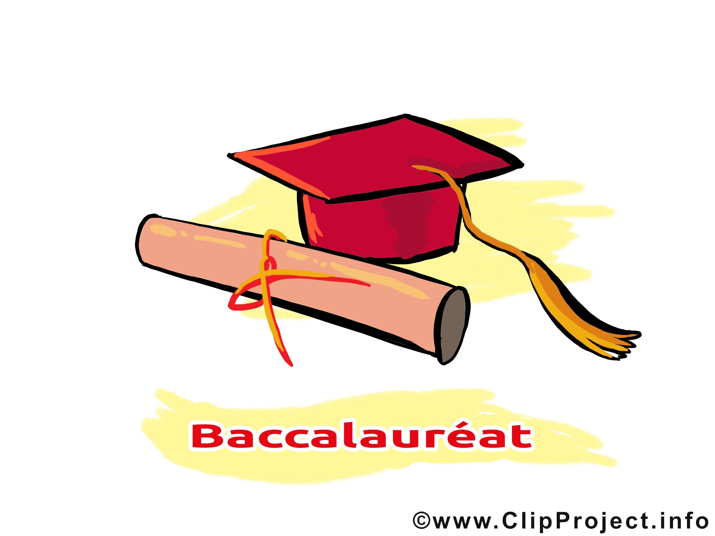 Illustration gratuite mortier – Baccalauréat clipart