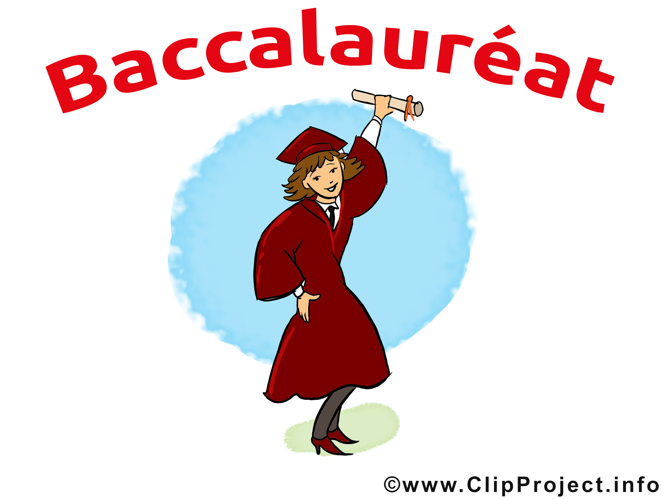 Illustration image baccalauréat images cliparts