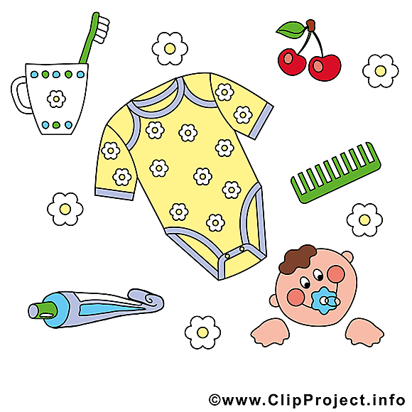 Crèche image gratuite – Bébé cliparts