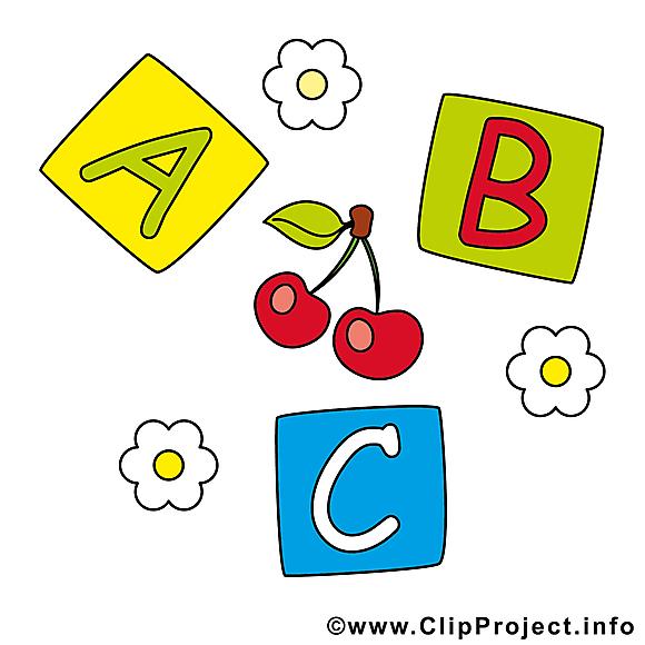 Cubes dessin – Bébé à télécharger