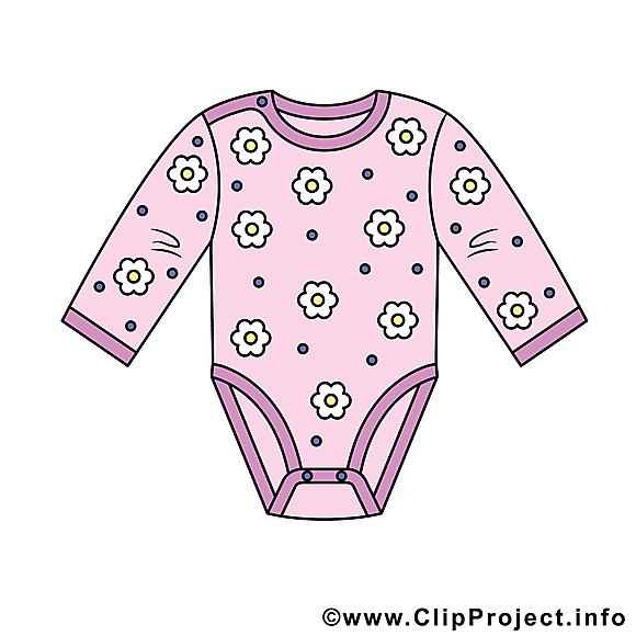 Pyjama images – Bébé clip art gratuit