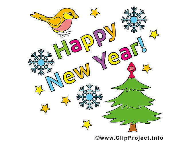 clipart gratuit nouvel an - photo #3