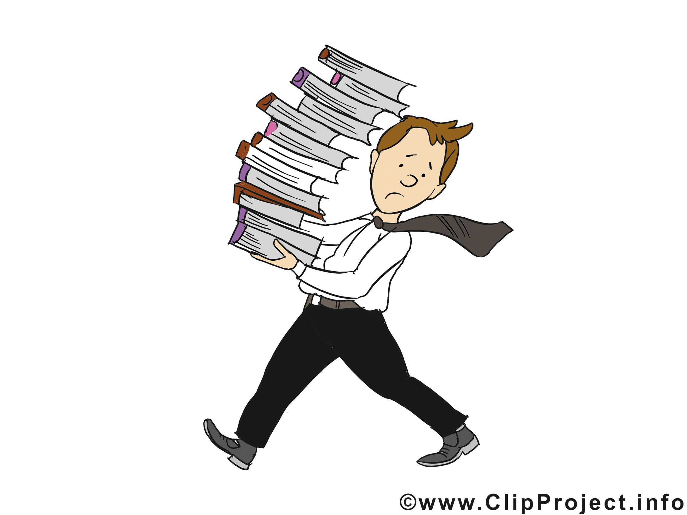 Connu Livres images gratuites – Bureau clipart - Bureau dessin, picture  CR82