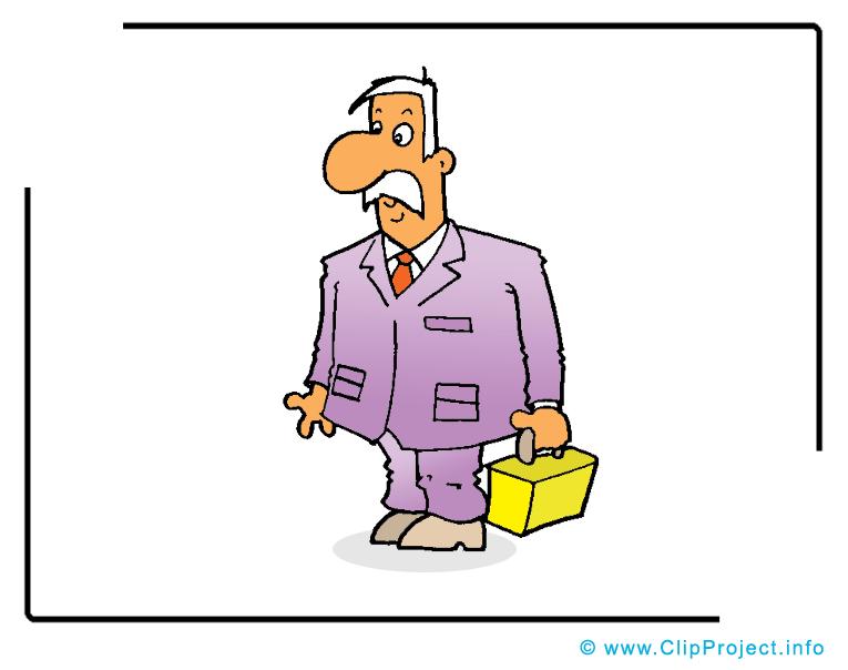 Chef clipart – Entreprise dessins gratuits