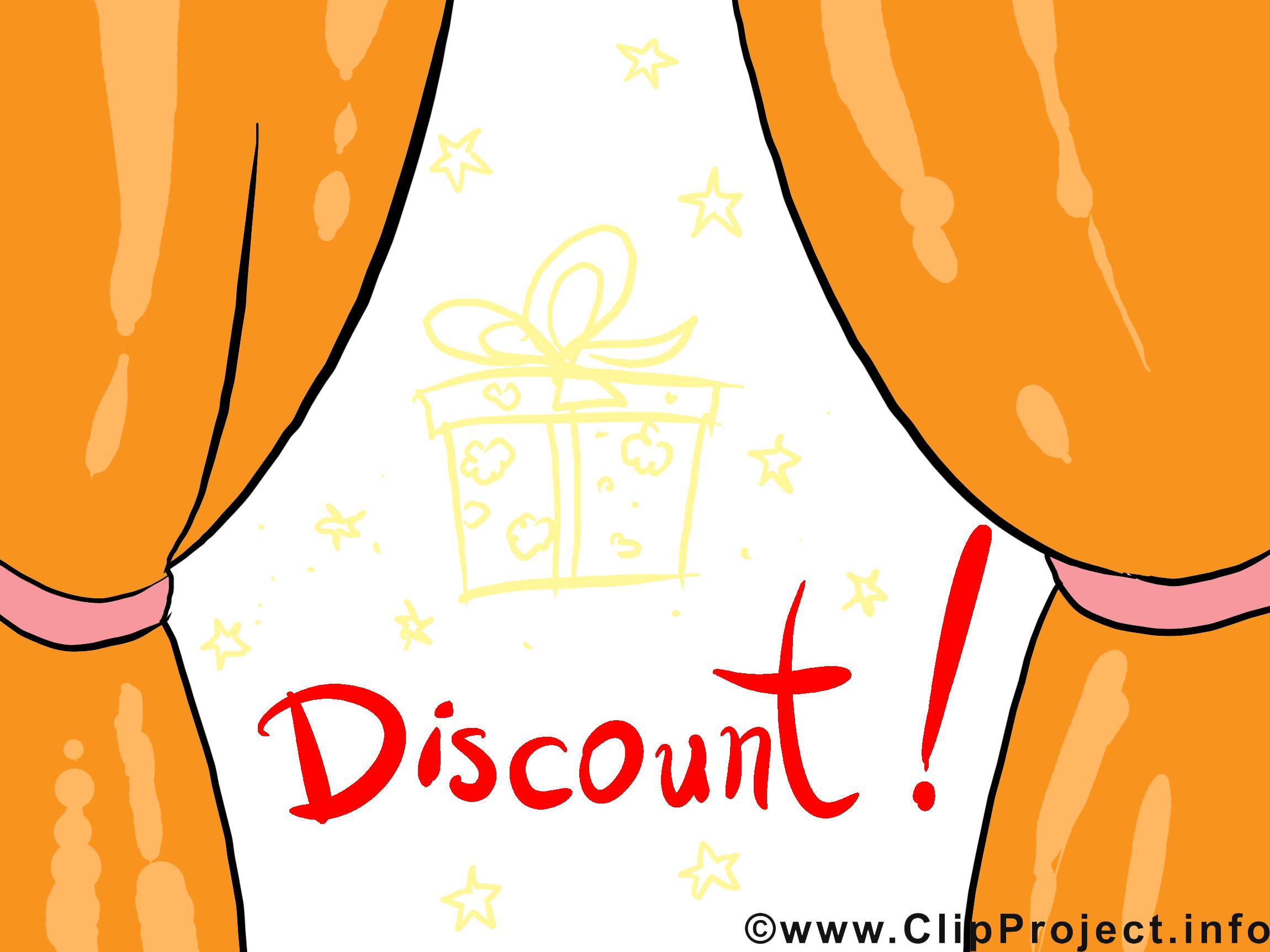 Dessin discount – Entreprise clip arts gratuits