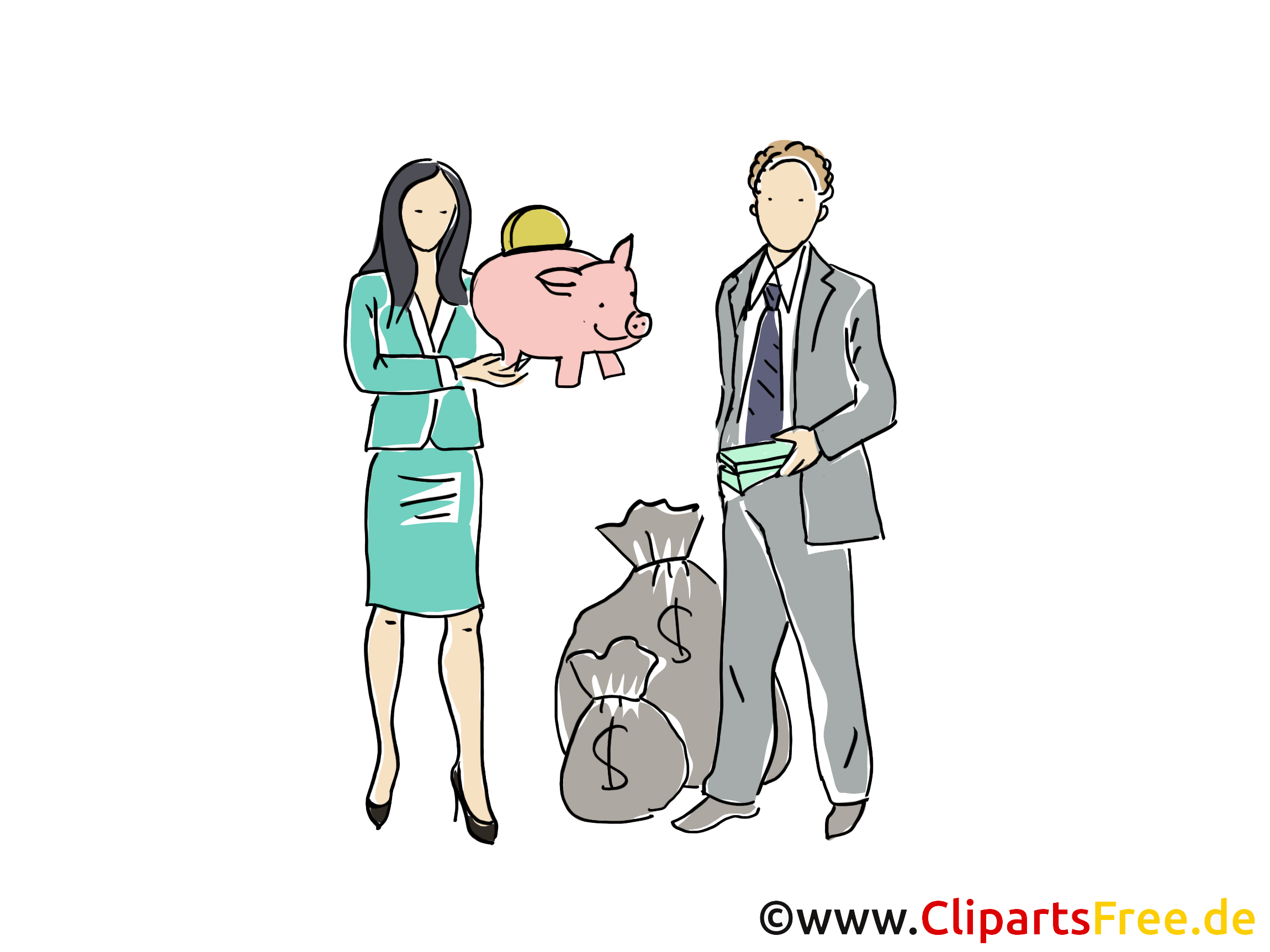 Épargne image à télécharger – Entreprise clipart