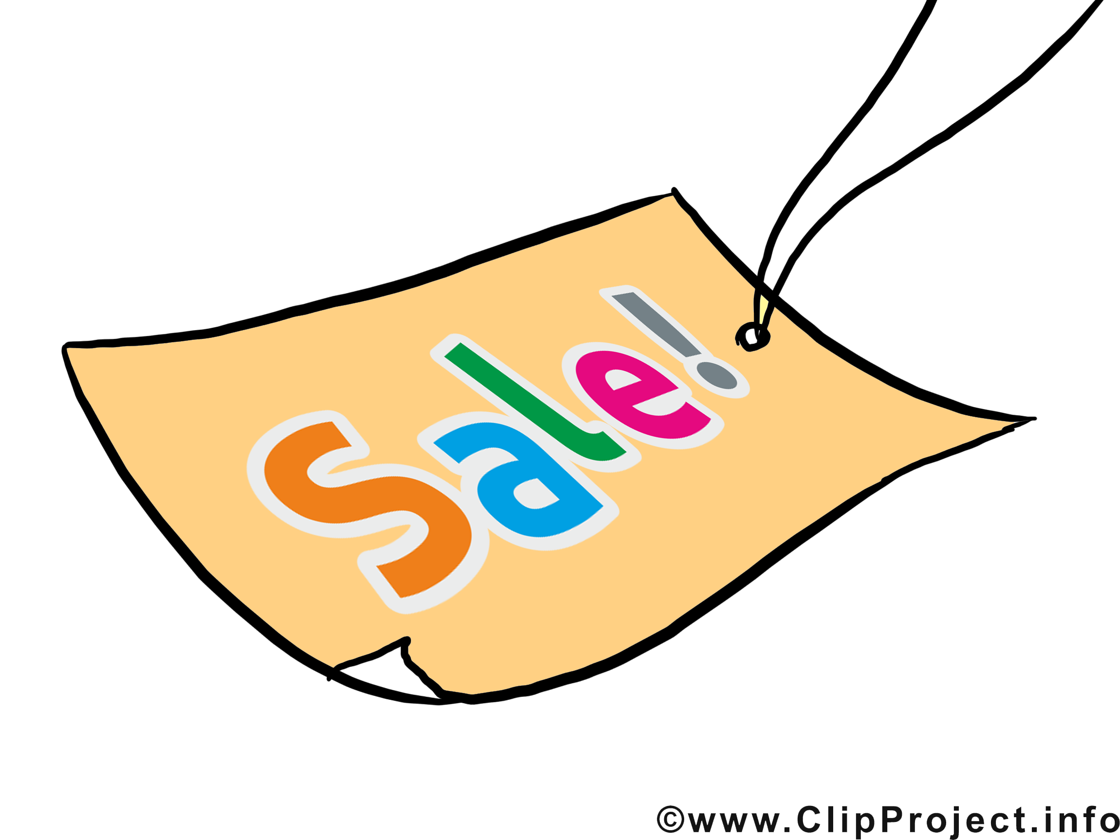 Étiquette solde clipart – Entreprise dessins gratuits