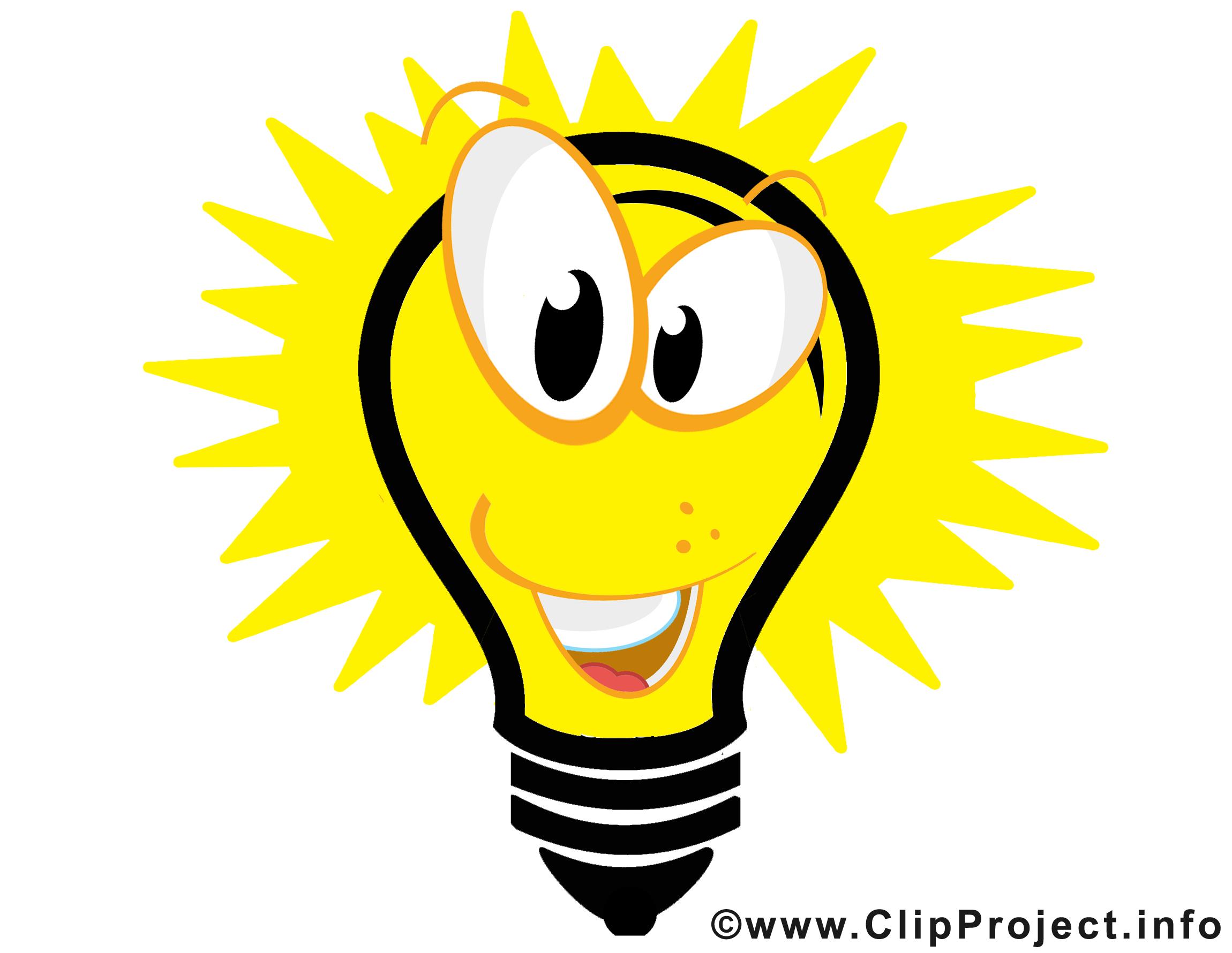 Idée ampoule clipart gratuit – Entreprise images