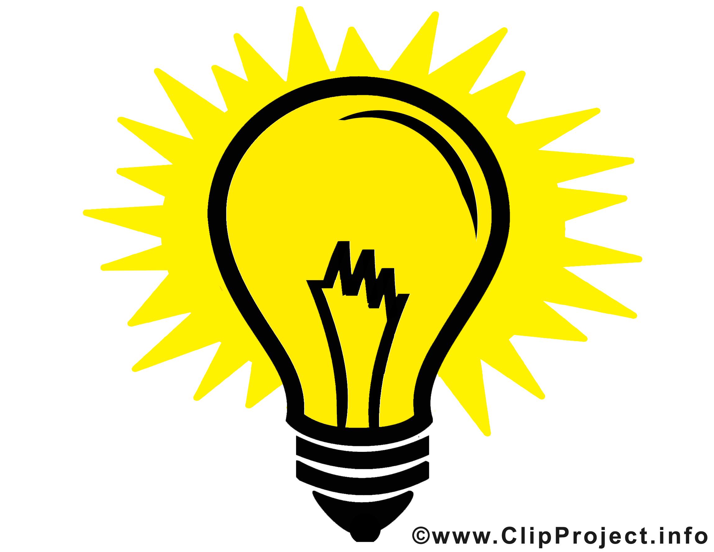 Idée ampoule dessin – Entreprise cliparts à télécharger