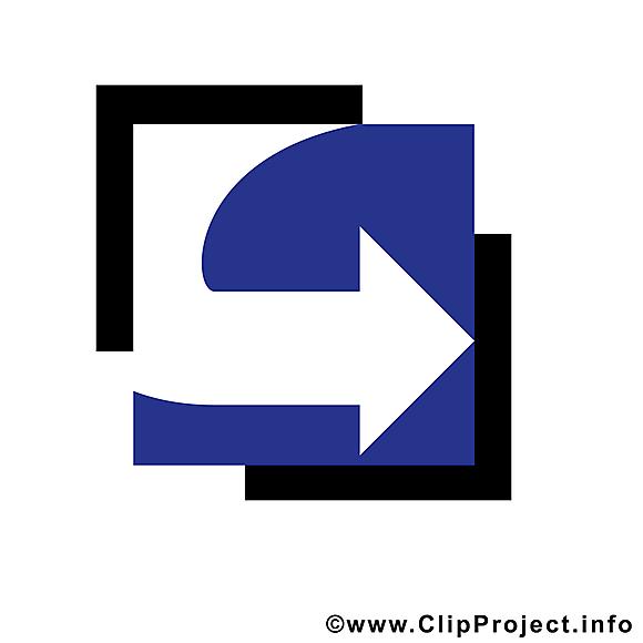 Image à télécharger flèche – Entreprise clipart