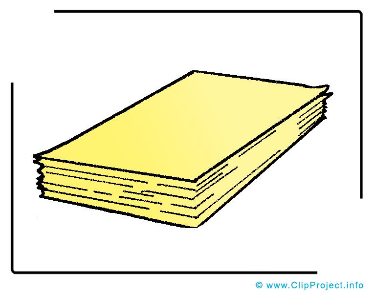 Papier image gratuite – Entreprise illustration