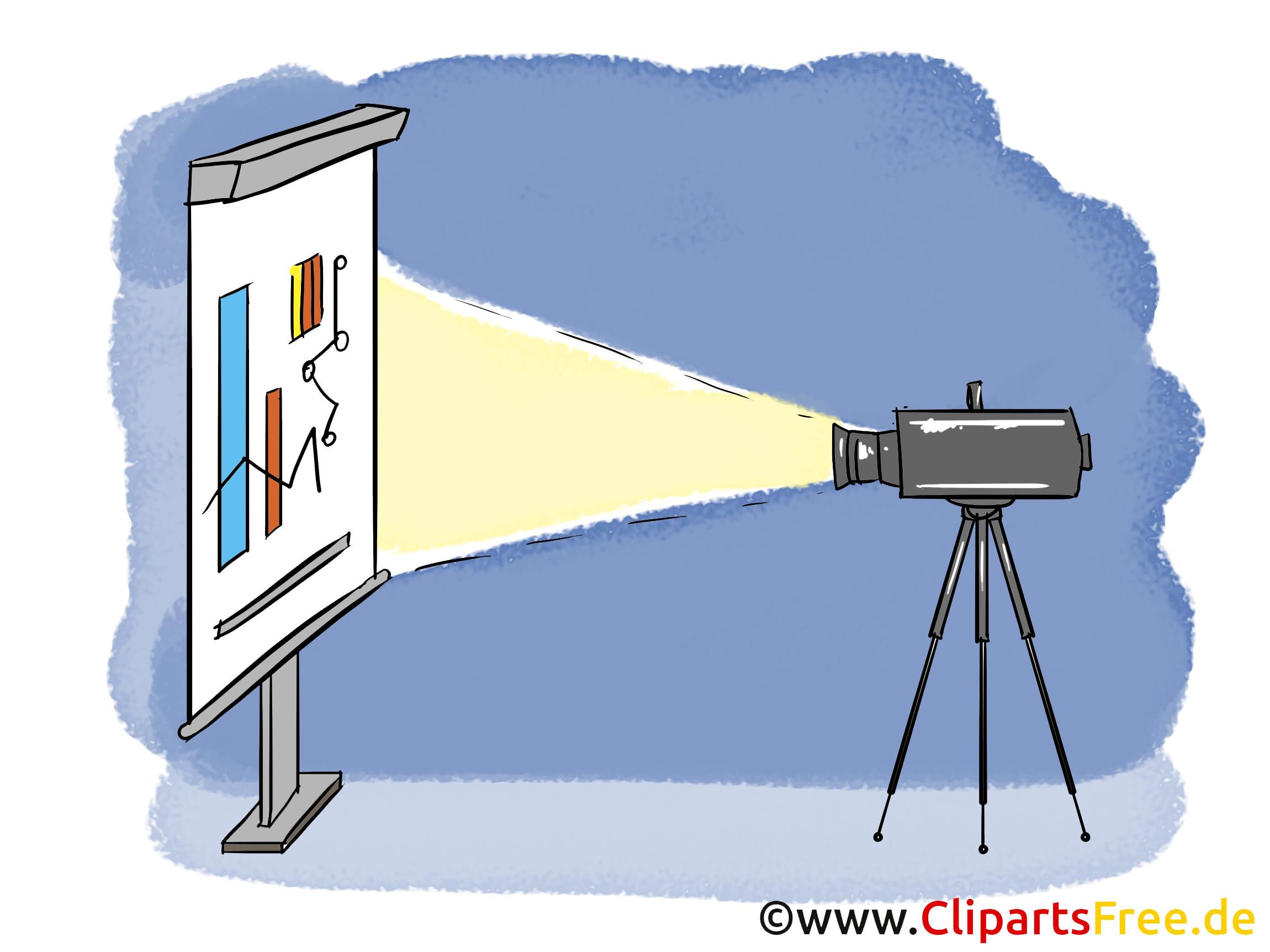 Projecteur images – Entreprise dessins gratuits