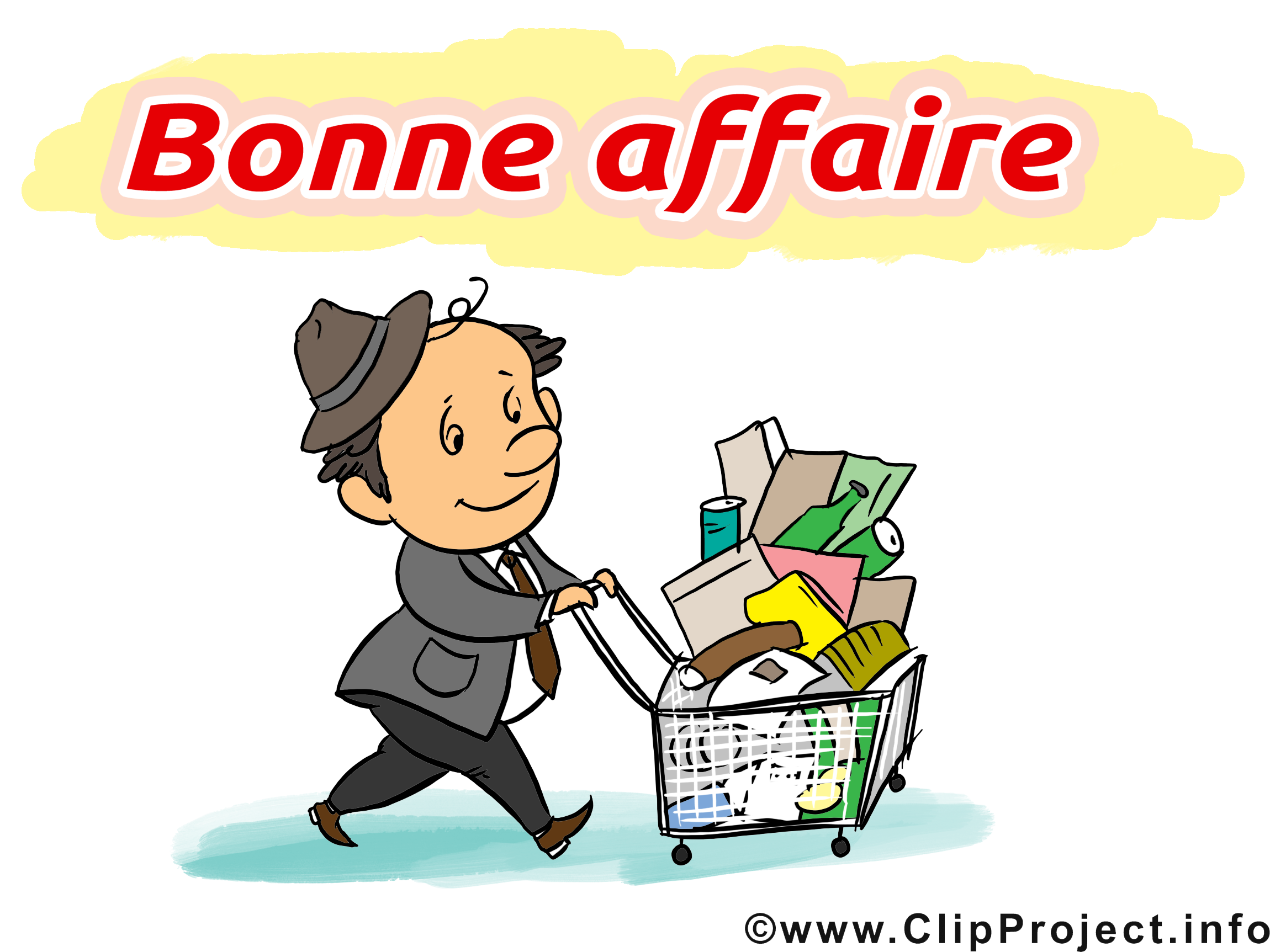 Shoping image gratuite – Entreprise illustration