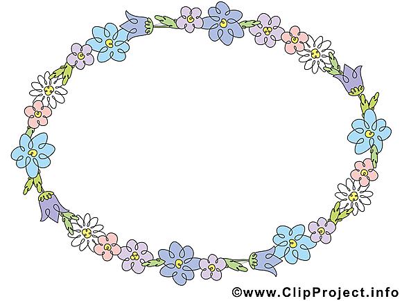 Circle clip art gratuit – Cadre dessin