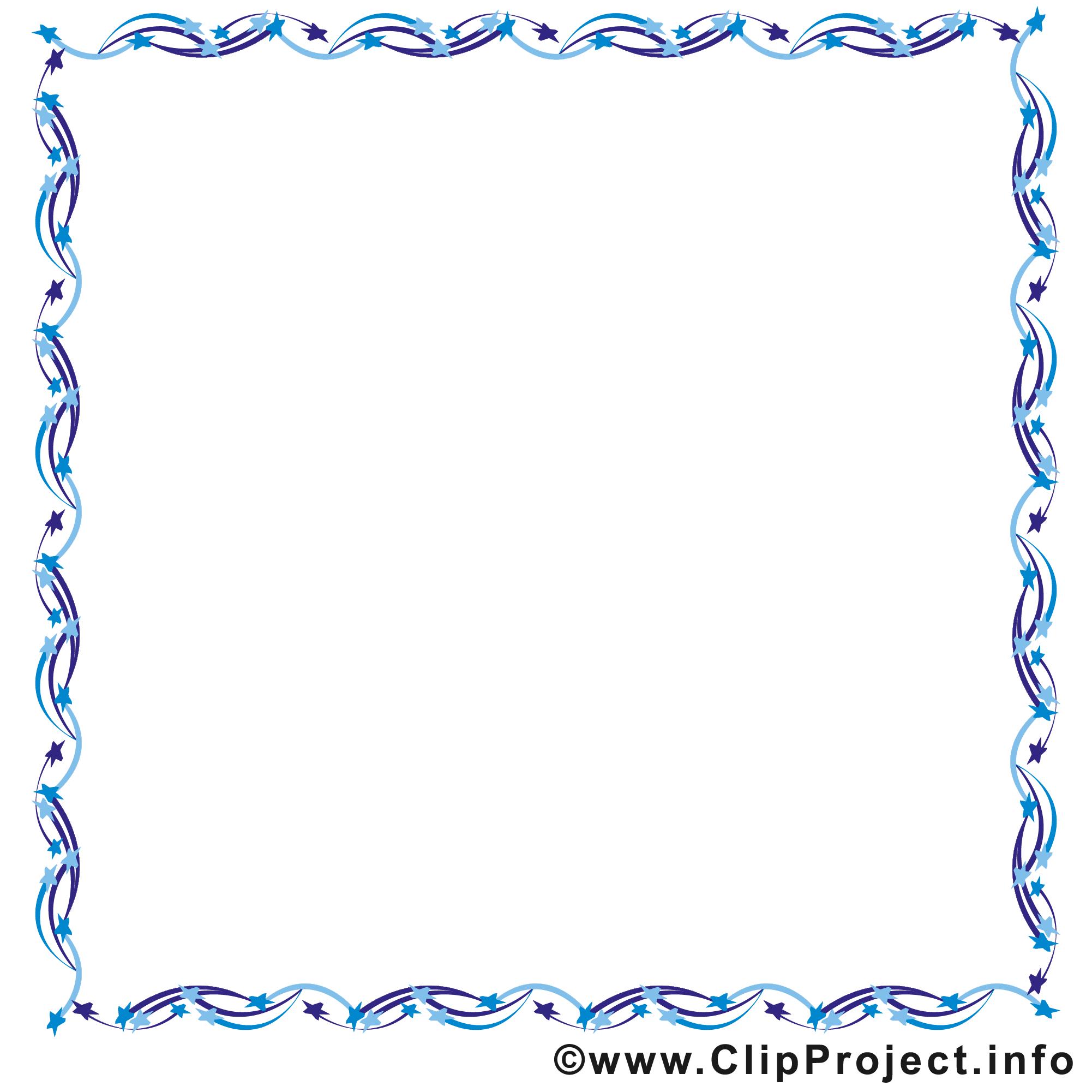 Étoiles illustration gratuite – Cadre clipart