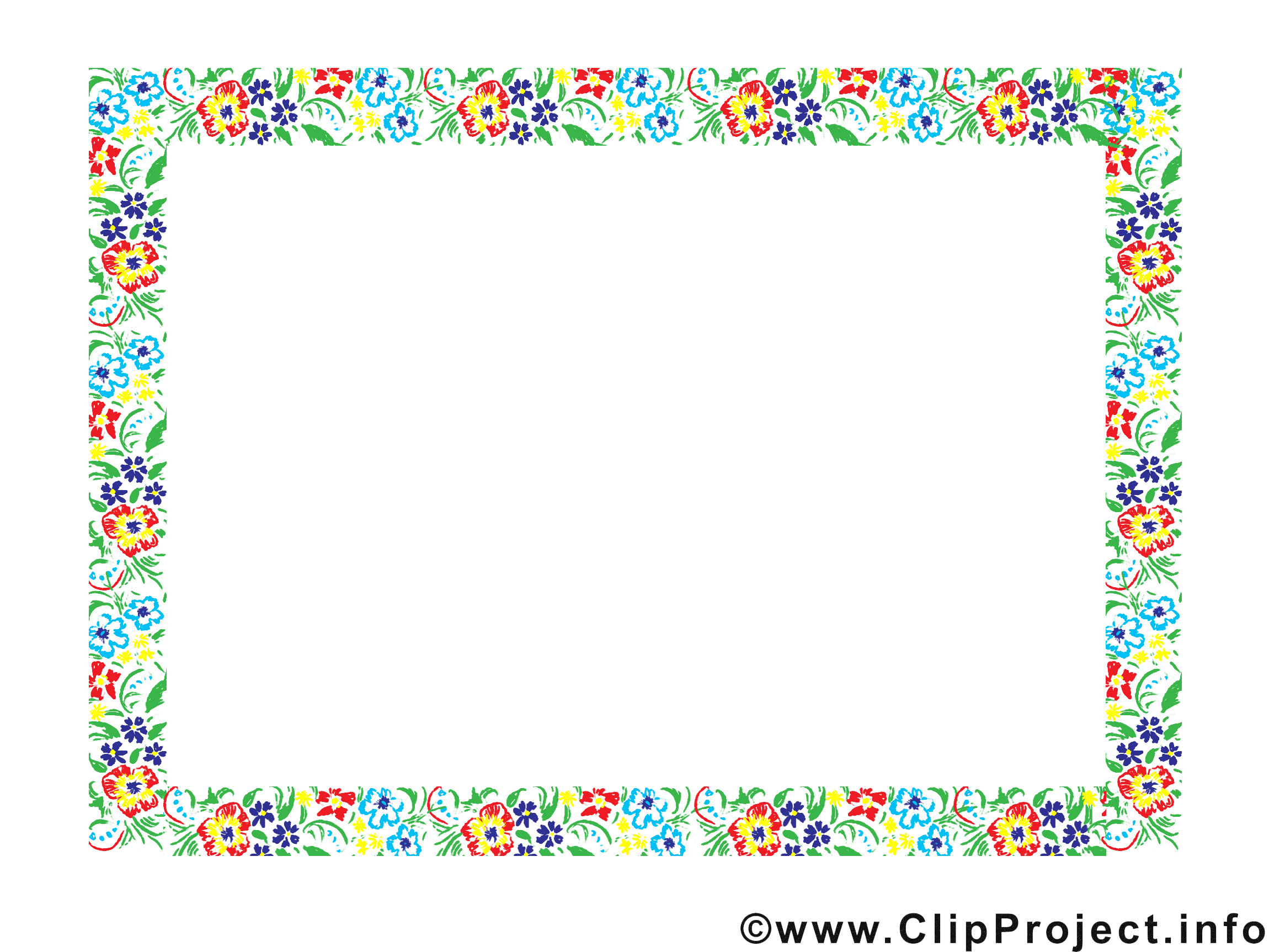 Illustration rectangle – Cadre images cliparts