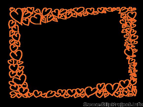 Image à télécharger rectangle  – Cadre clipart