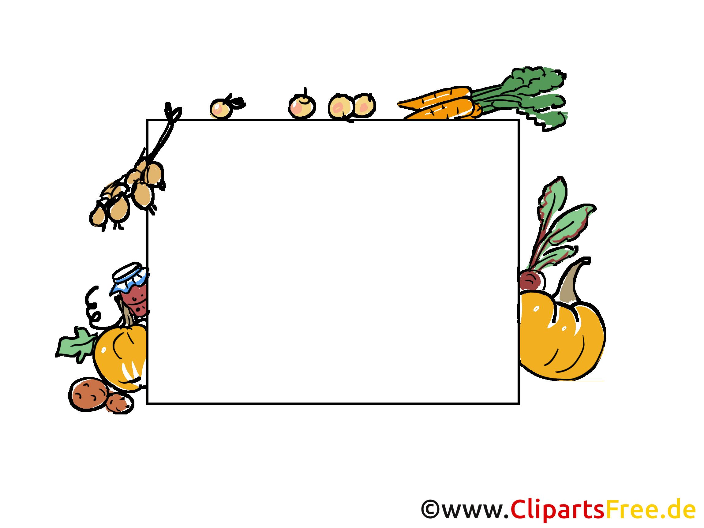 Legumes Image Gratuite Cadre Clipart Cadres Dessin Picture Image Graphic Clip Art Telecharger Gratuit