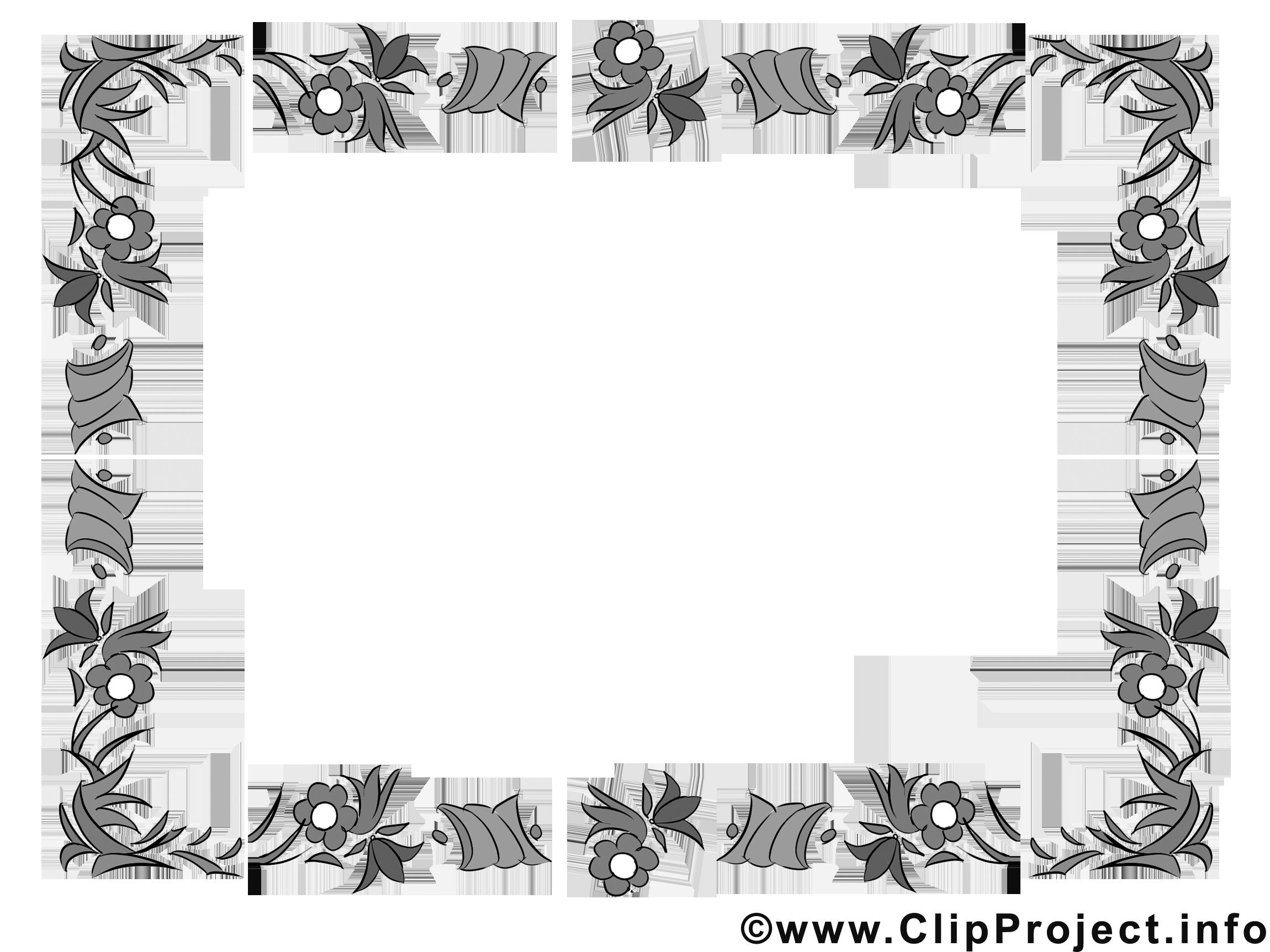 Rectangle clip art gratuit – Cadre dessin