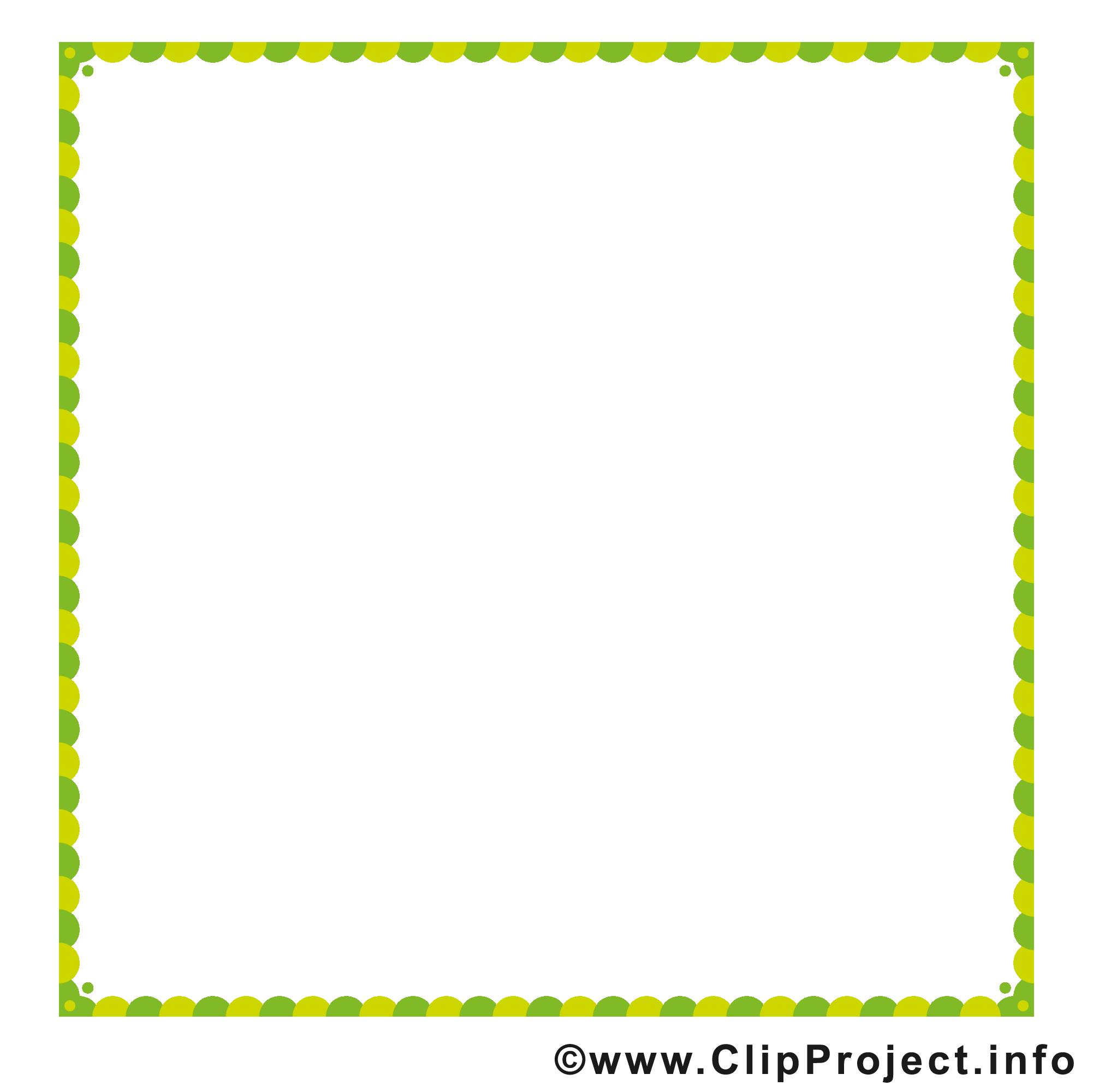 Vert carré clip art gratuit – Cadre dessin