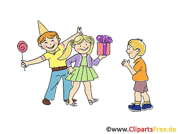 Cadeau image gratuite - Fête  images cliparts