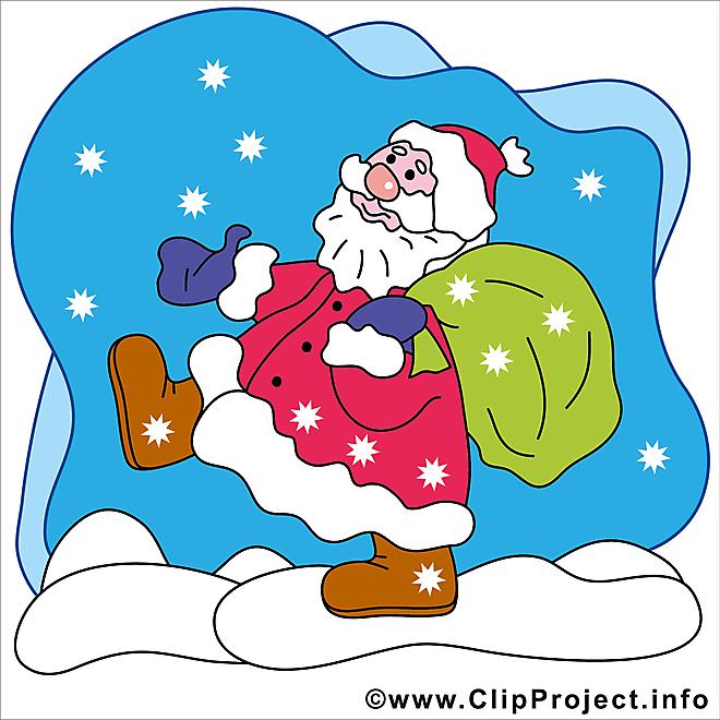 Clipart gratuits de Noël