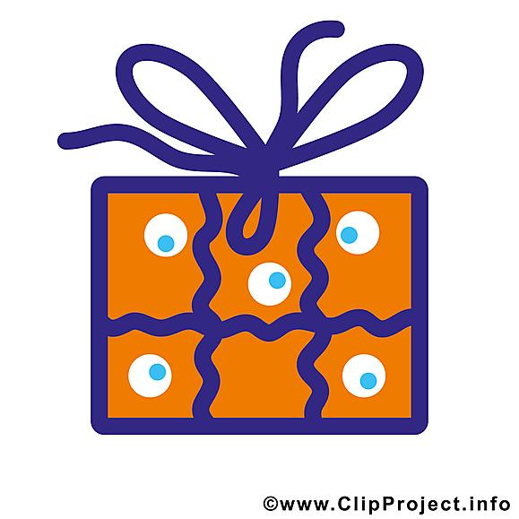 Cadeau images – Anniversaire clip art gratuit