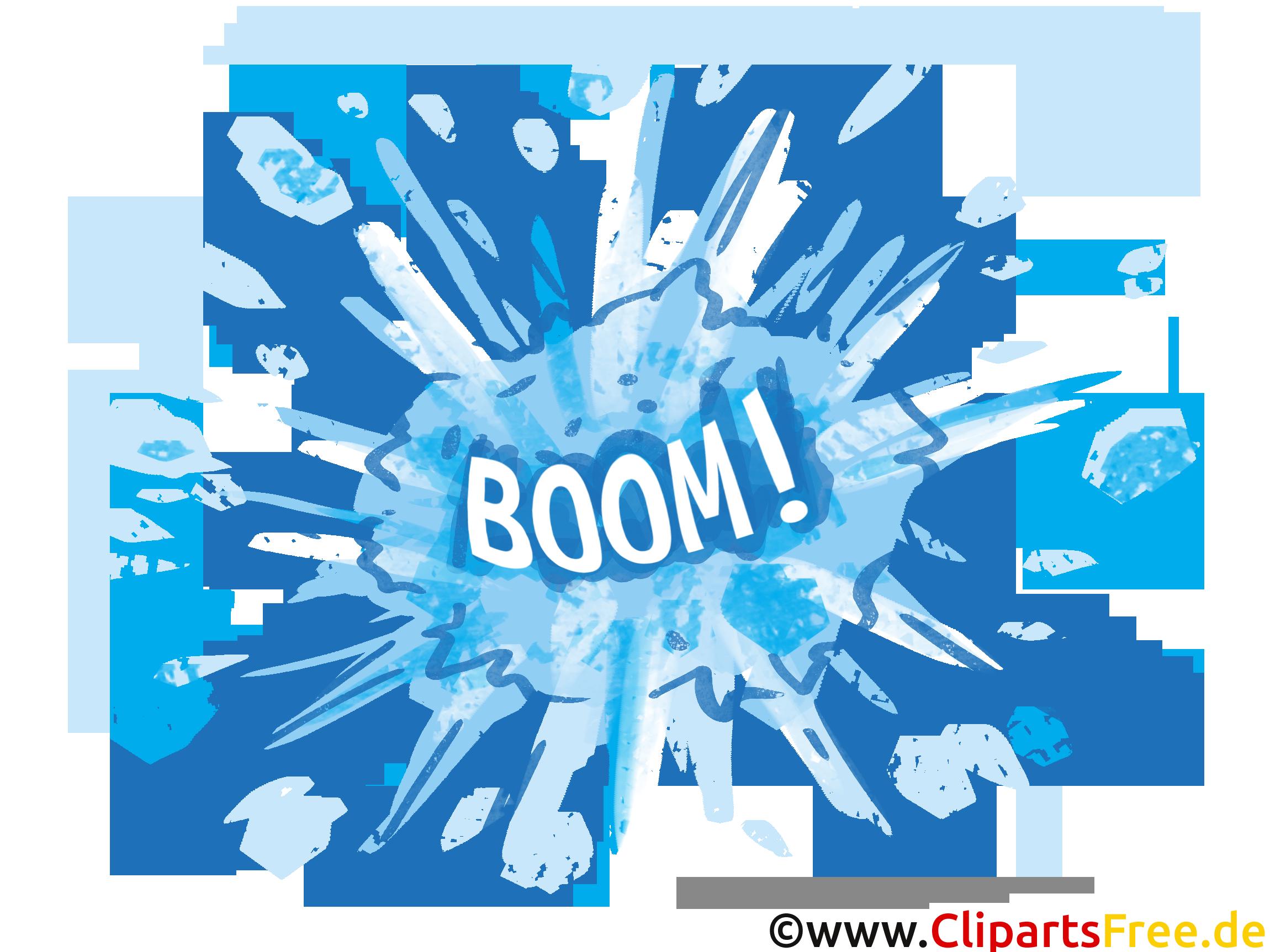 Boom illustration – Dessin images