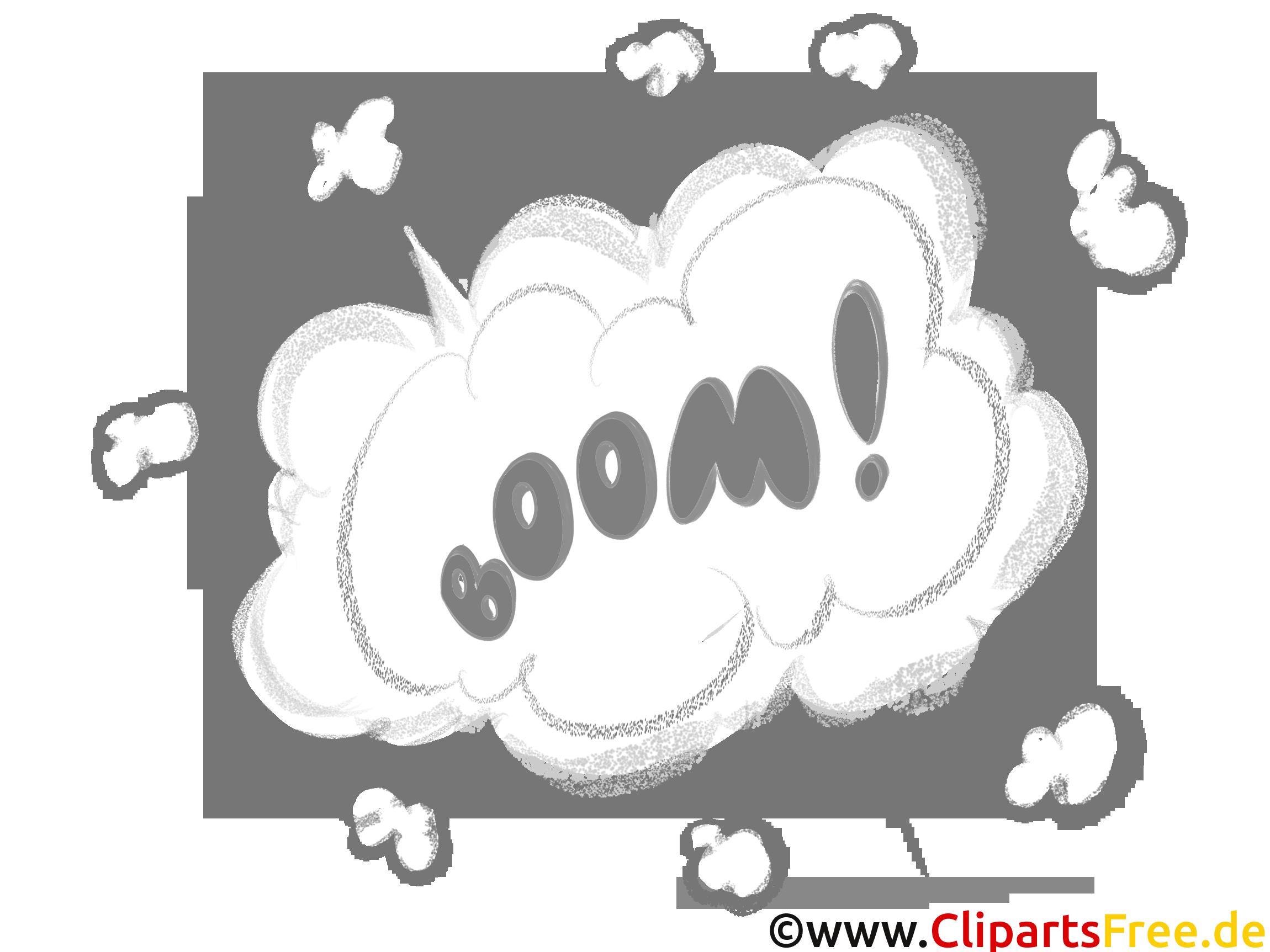 Boom image – Dessin clip arts gratuits