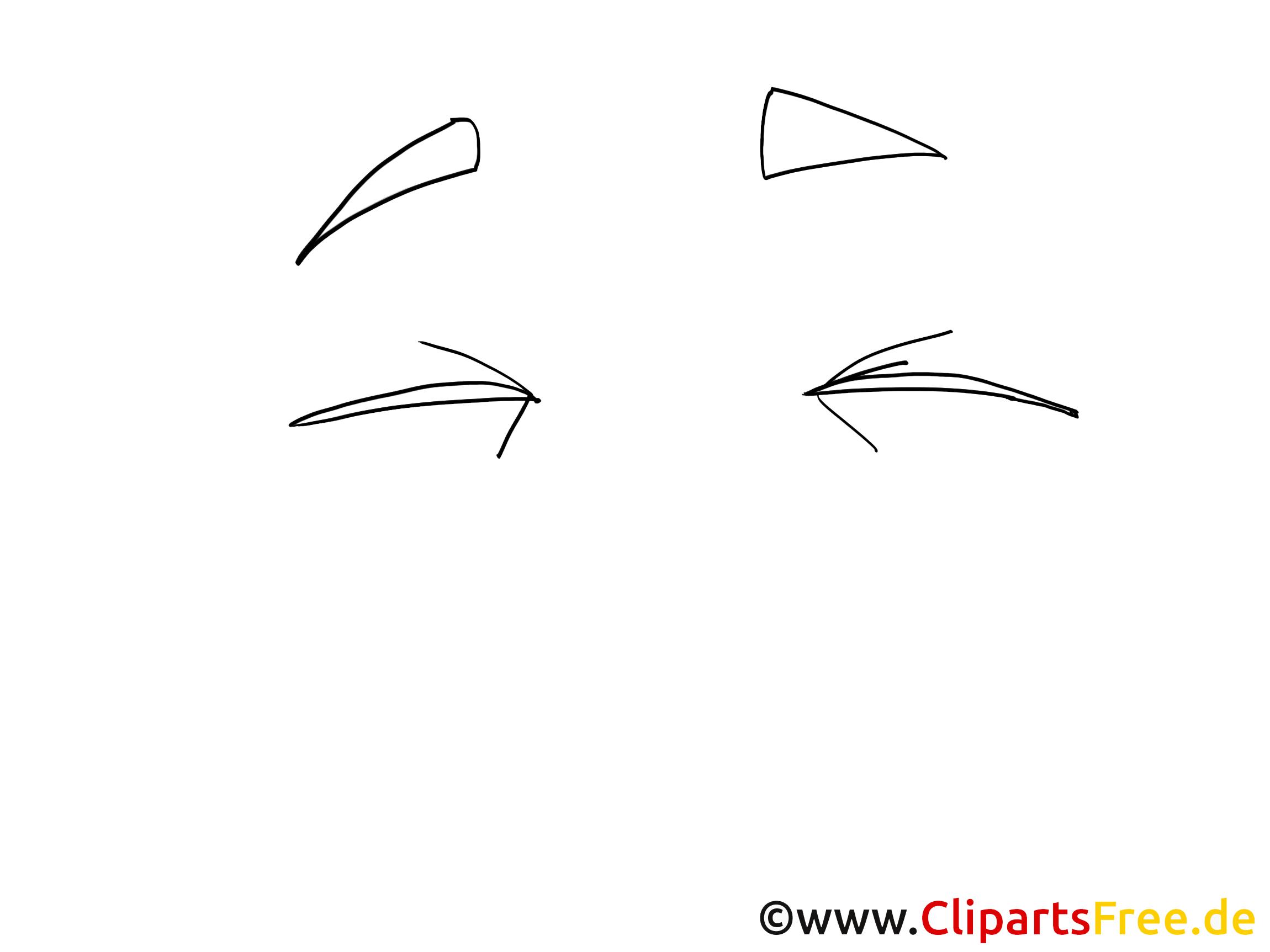 Fermés yeux dessins gratuits – Dessin clipart