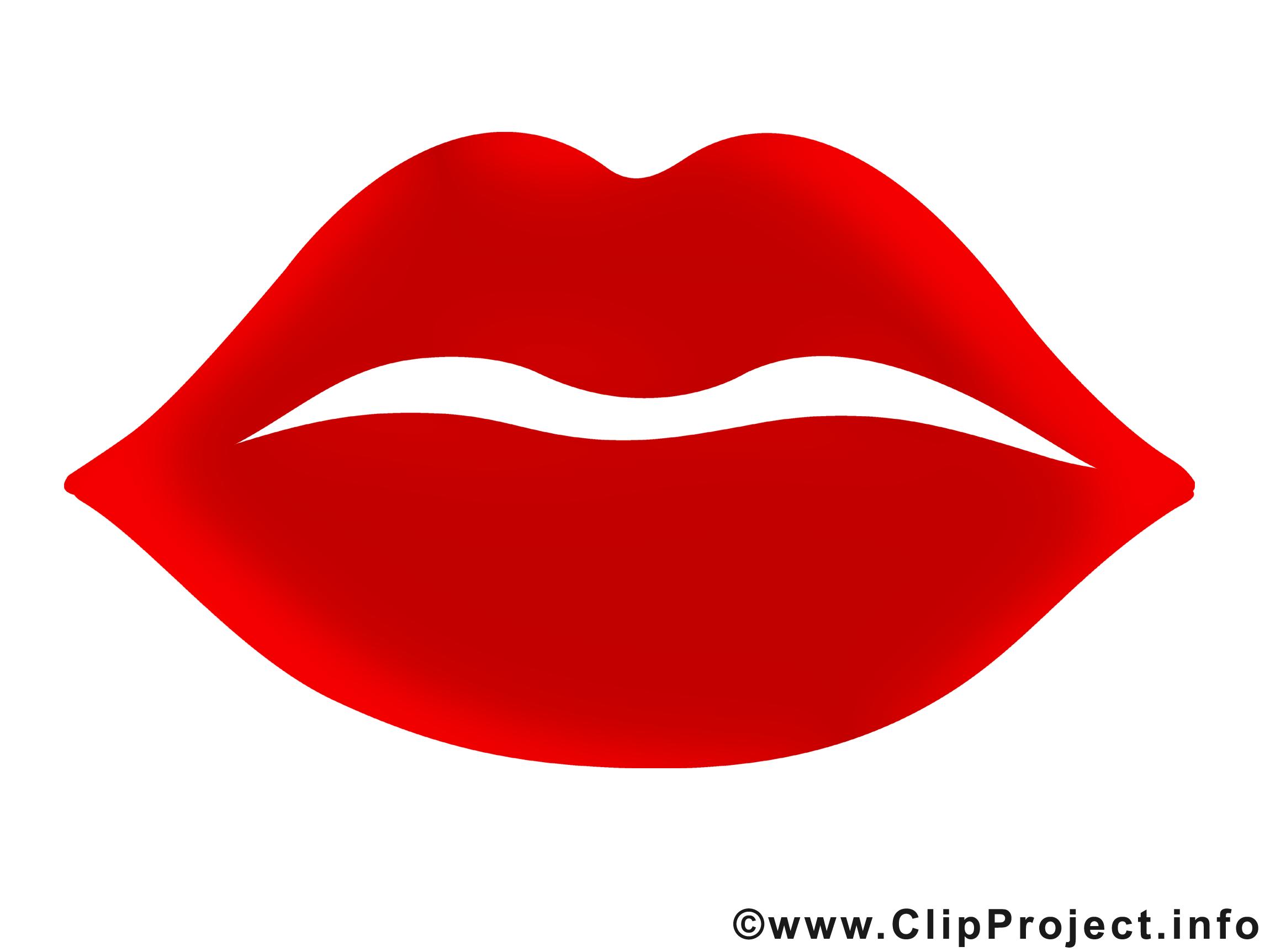 Lèvres dessin illustration à télécharger gratuite