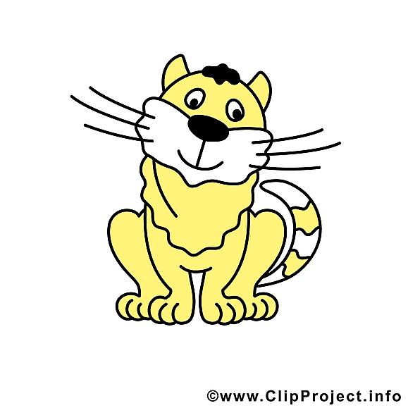 Tigre images gratuites – Ferme clipart