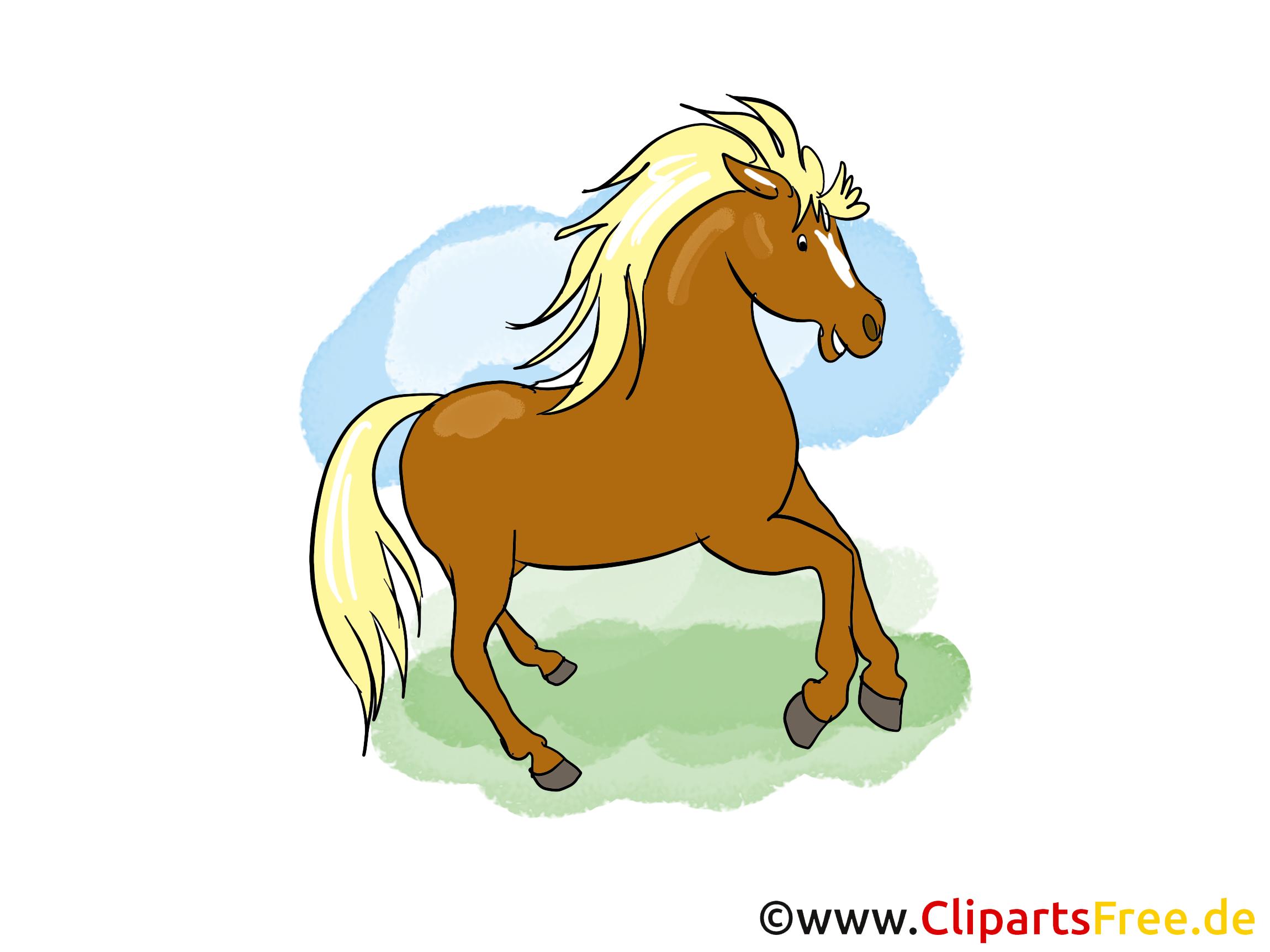 Cliparts gratuis cheval images chevaux dessin picture - Clipart cheval gratuit ...