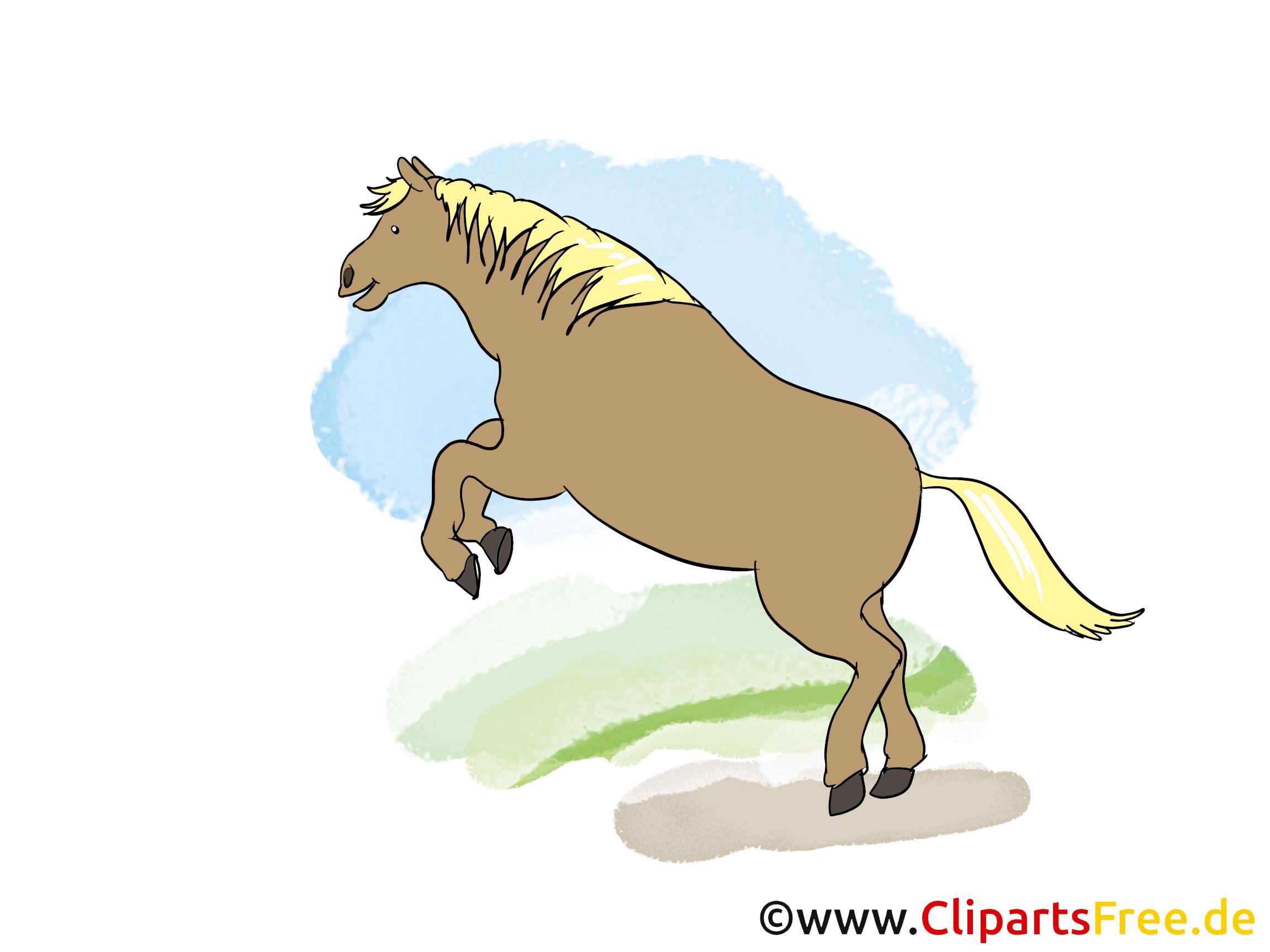 Dessin cheval cliparts à télécharger