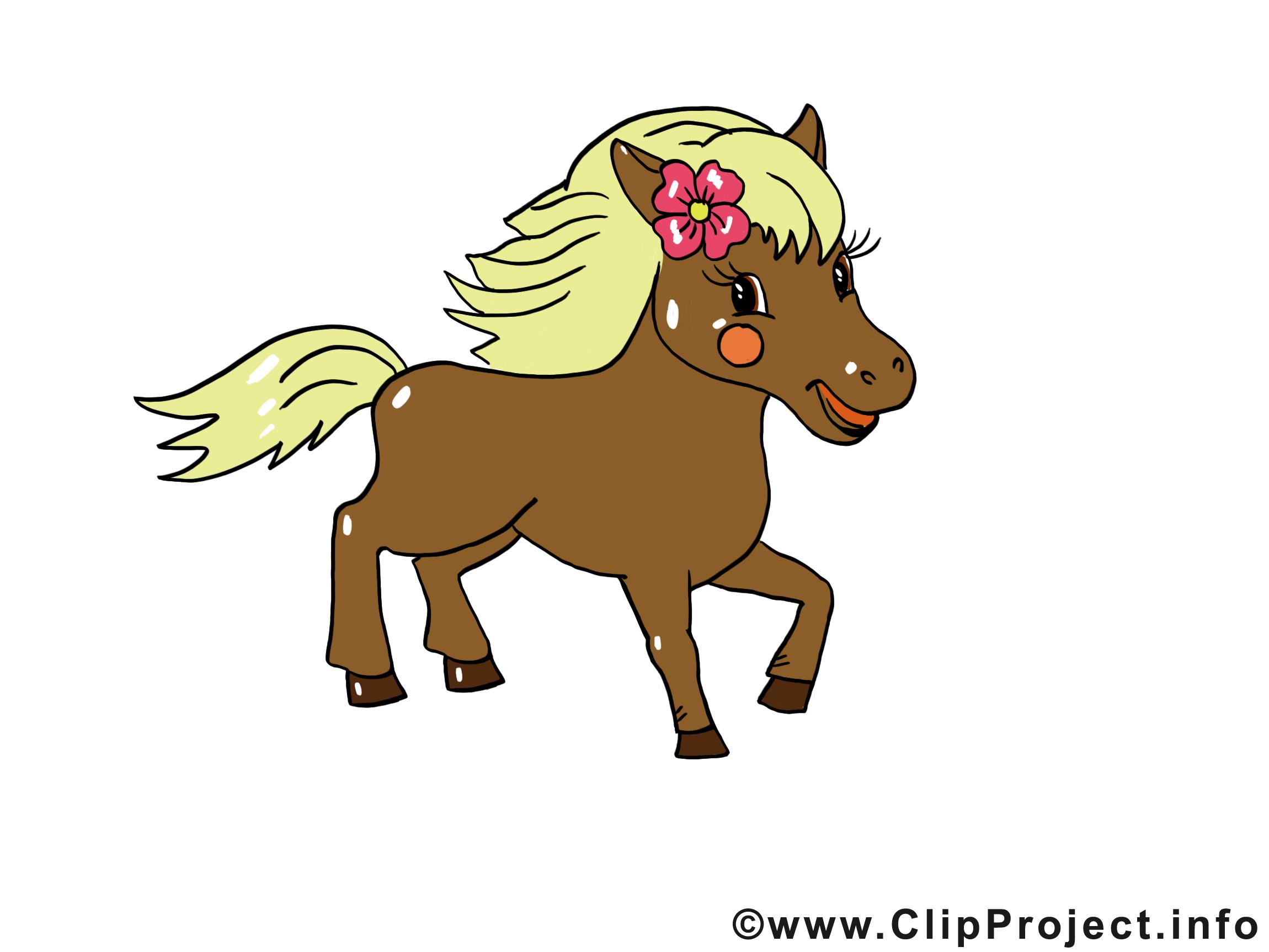image cheval gratuite