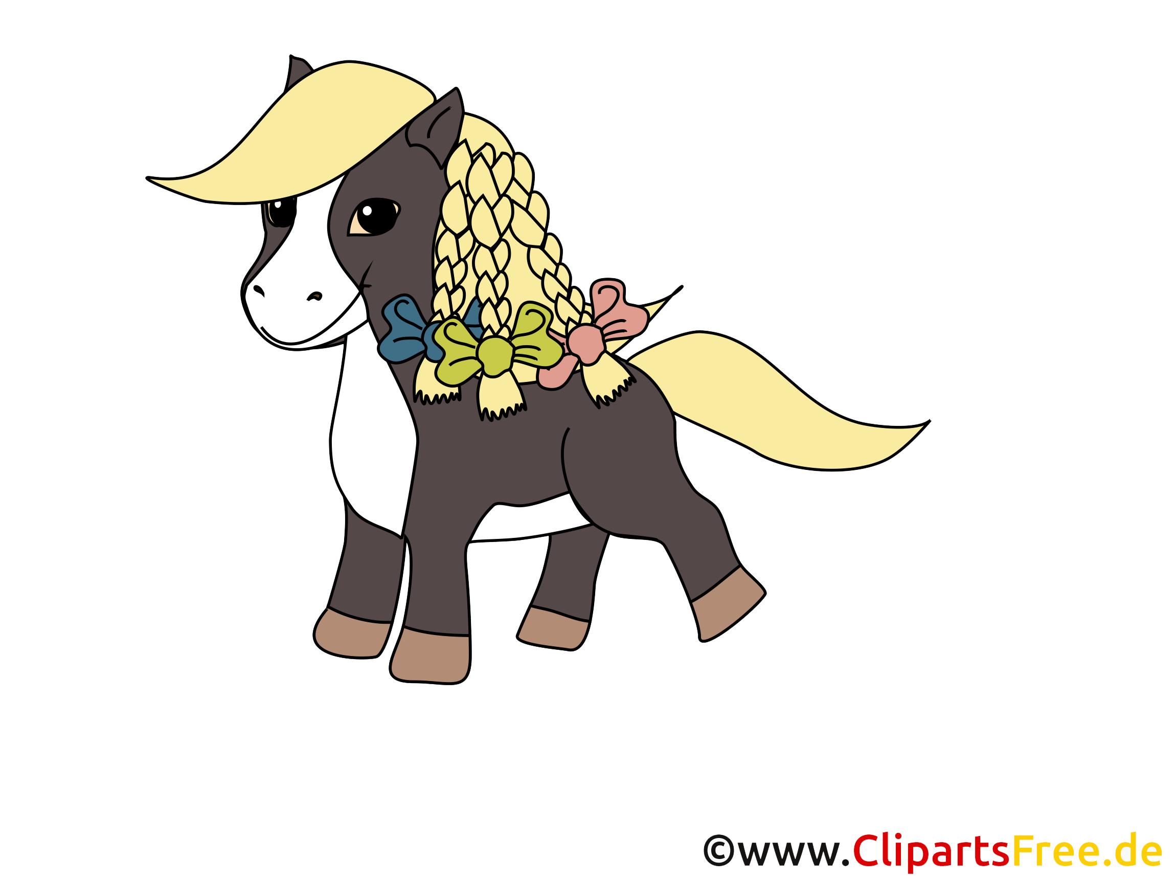 Petit cheval dessin à télécharger images