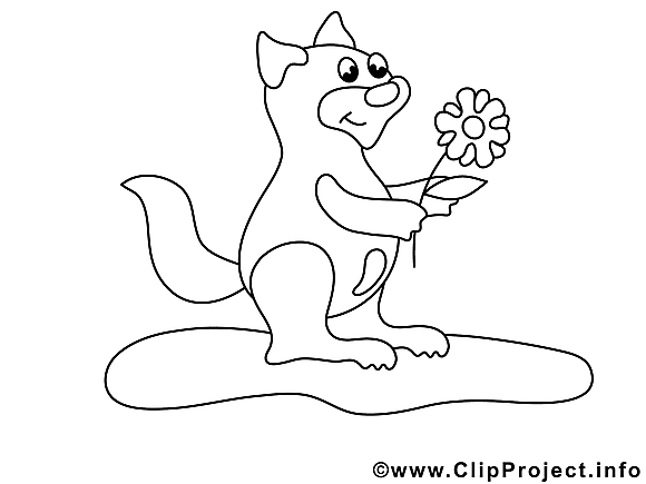 Écureuil image gratuite – Animal à imprimer