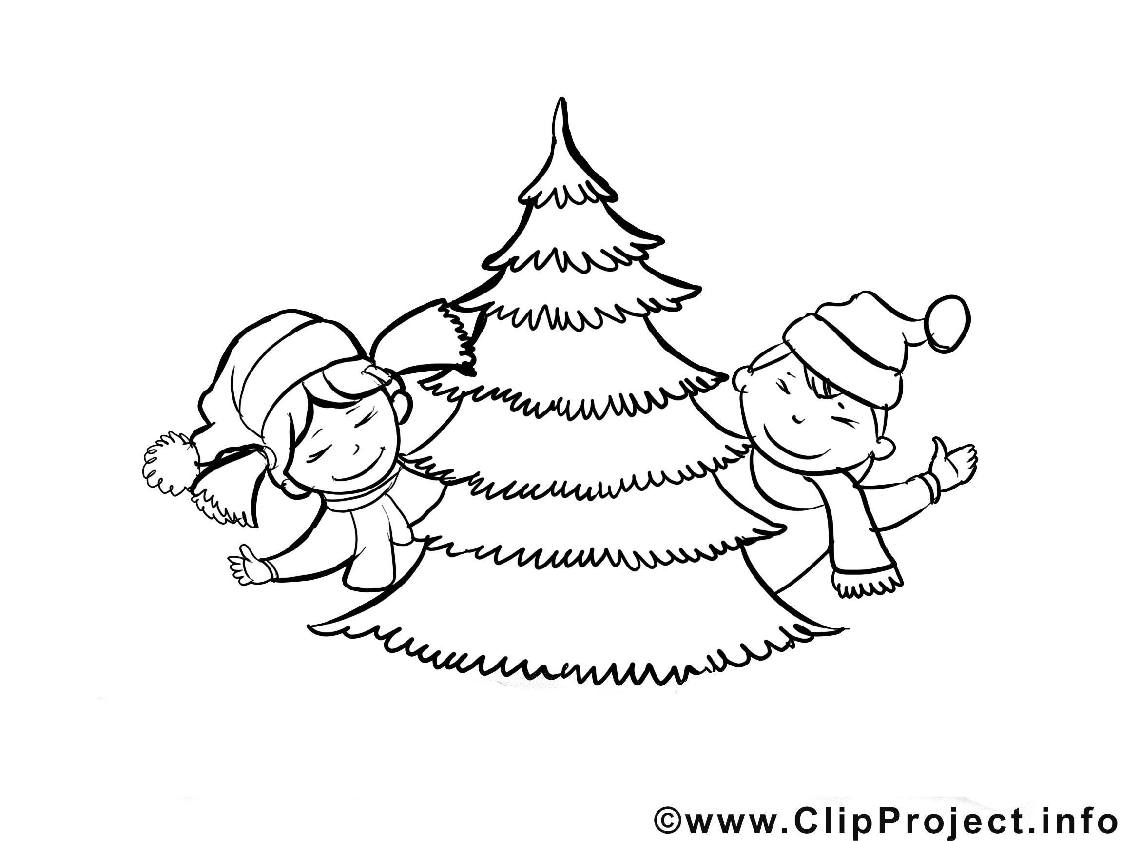 Enfants dessin – Avent gratuits à imprimer
